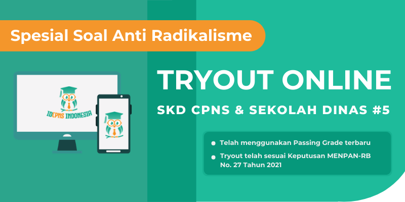 Tryout CPNS IDCPNS
